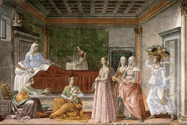 What You Look At You Make: Menstruation and Fertility in Italian Renaissance Art Medievalists net