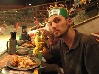 What to eat in and at Medieval Times Medievalists net