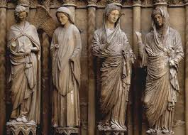 medieval gothic sculpture sculptures western ages middle statues european humanities essential study church relief religious sculpt directions conf leeds mar