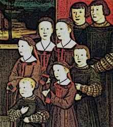 Rich Poor Medieval Homes 3