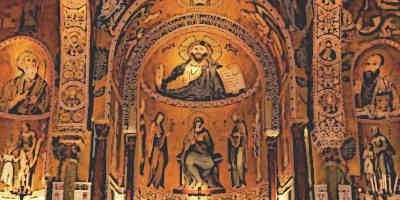medieval paintings fresco church europe religious most frescoes ecclesiastical were