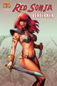 Red Sonja: Berserker, written by Nancy A. Collins, illustrated by Fritz Casas (2014)