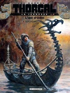Thorgal: L'oeil d'Odin, by Roman Surzhenko and Yann (2014)