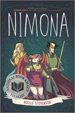 Nimona, by Noelle Stevenson (2015)