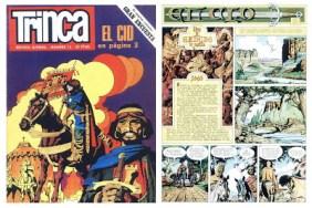 El Cid, by Ángel Hernández Palacios (1971)