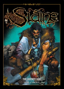 Slàine, by Pat Mills and Clint Langley