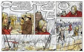 Le Cœur de Lion, by Jean-Christophe Vergne (2001)