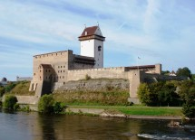 Narva - Hermann Castle Ancient And Medieval Architecture
