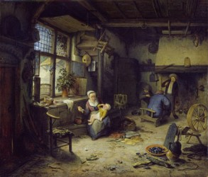 Living Conditions Medieval History on Black Death