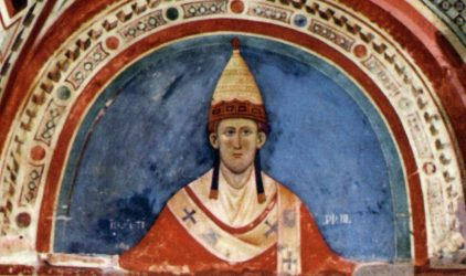 Medieval Geopolitics: How a Pope shares in the divine power of God Medievalists net