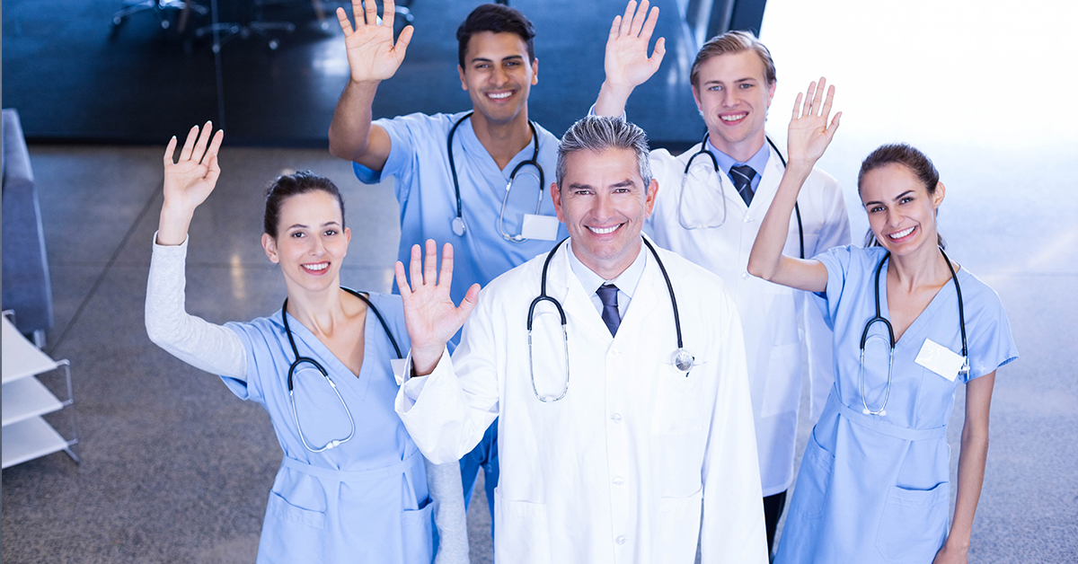 Medical Team. MEDIjobs