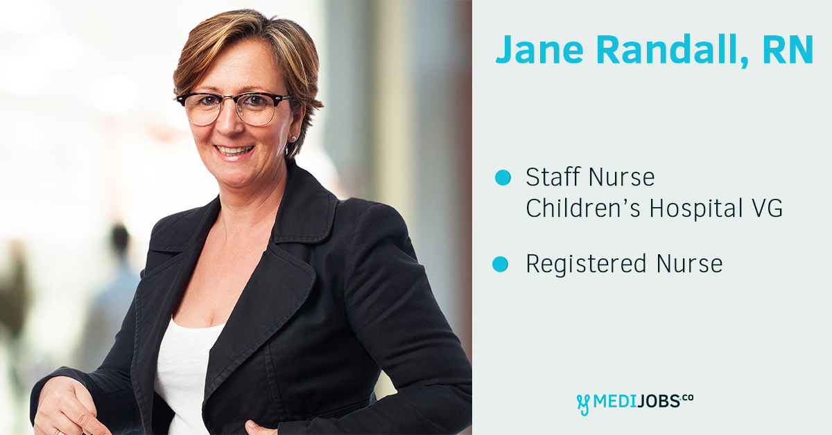 INTERVIEW | Nursing as a vocation by Registered Nurse Jane Randall