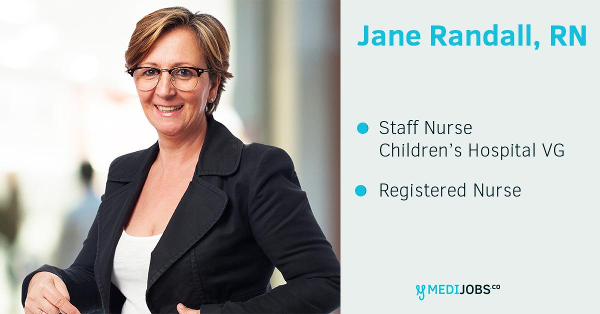 Registered Nurse Jane