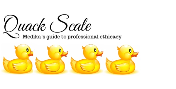 Quack Scale - Four Ducks
