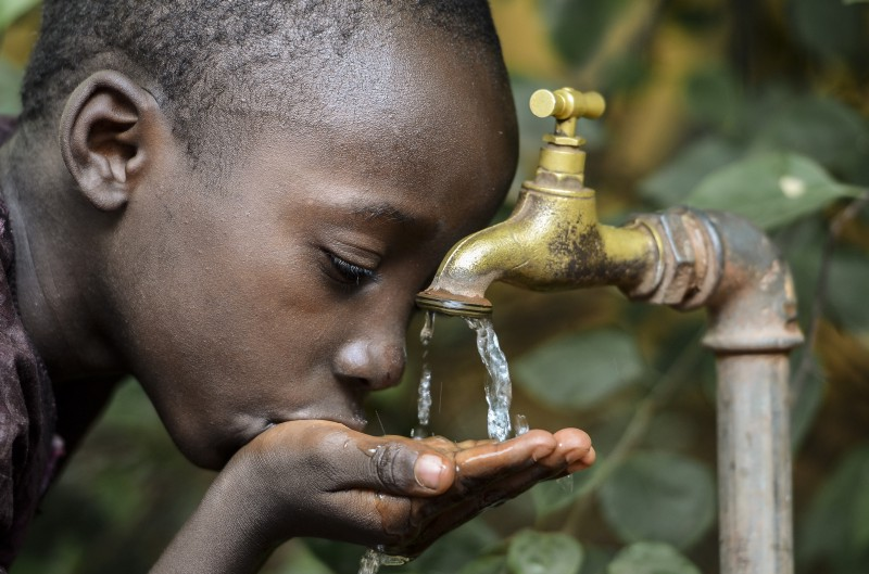 The Hope of Future Generations Accessing Clean Drinking Water