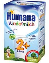 Qumësht për fëmijë 2+