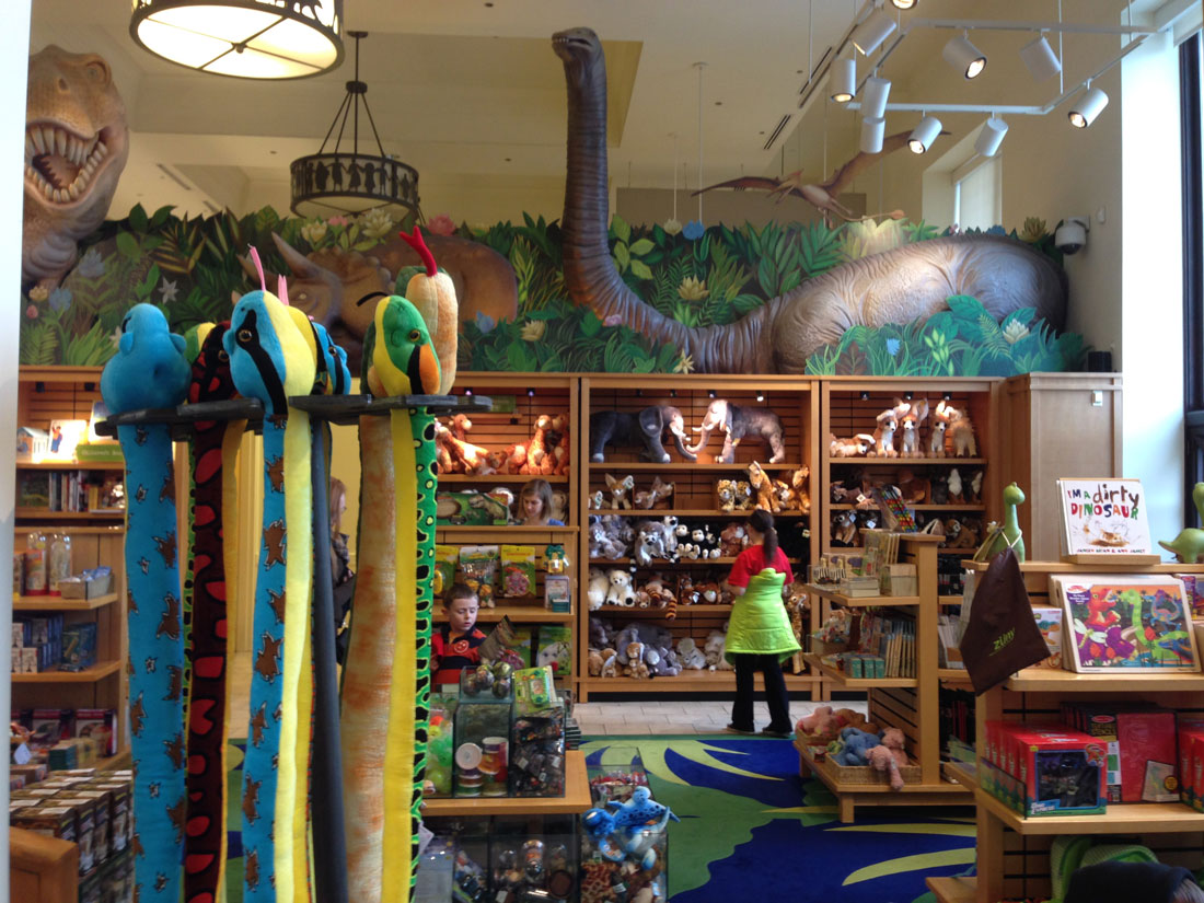 Plush Toys Drive Revenue Of Four Chicago Museums Gift