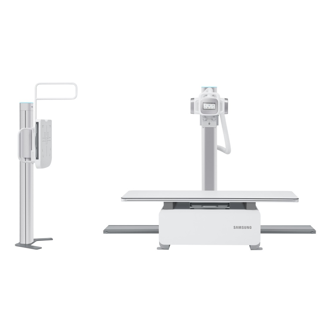 Xgeo Gf50 Floor Mounted Digital X Ray