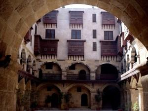 Al-Kekhia Caravanserai in Cairo Image