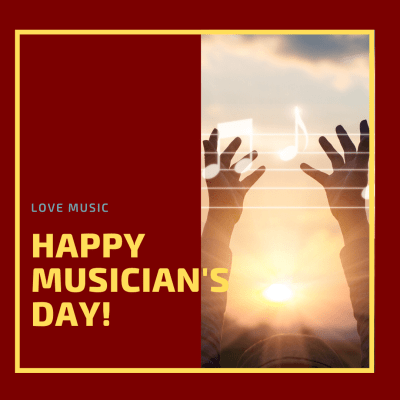 happy musicians day