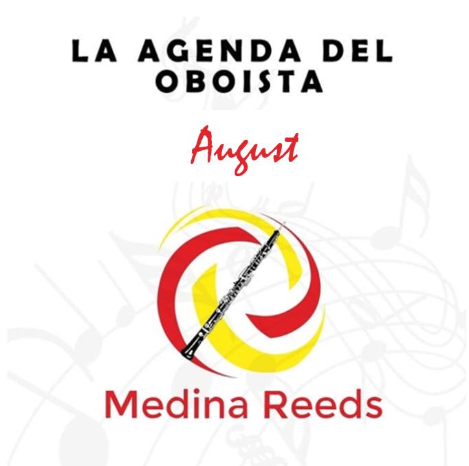 Eventos oboe agosto