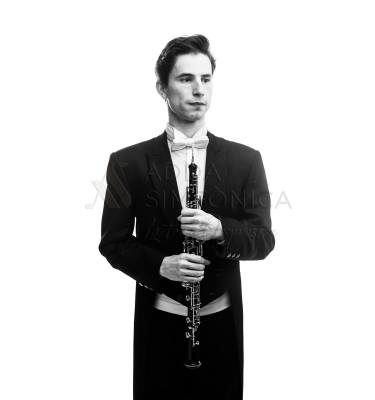 oboist of the month Daniel Rodriguez