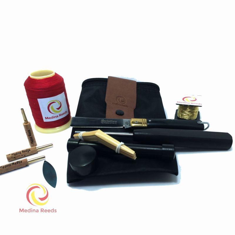 Kit completo herramientas de Oboe
