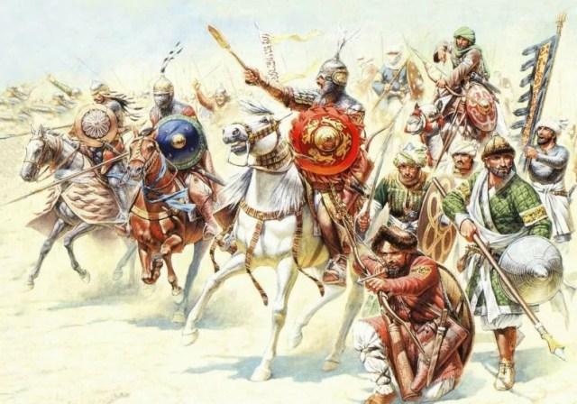 Pejuang Arab Khilafah