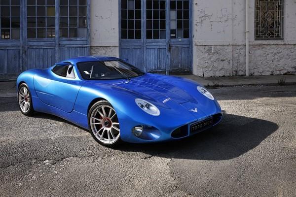 Con 1341 CV, el Toroidion 1MW se corona como el coche eléctrico más potente c
