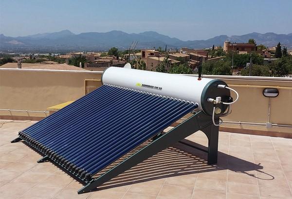 Sistemas y tipos de energía solar d