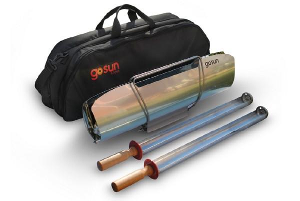 GoSun Sport Pro Pack, la cocina solar portable más completa