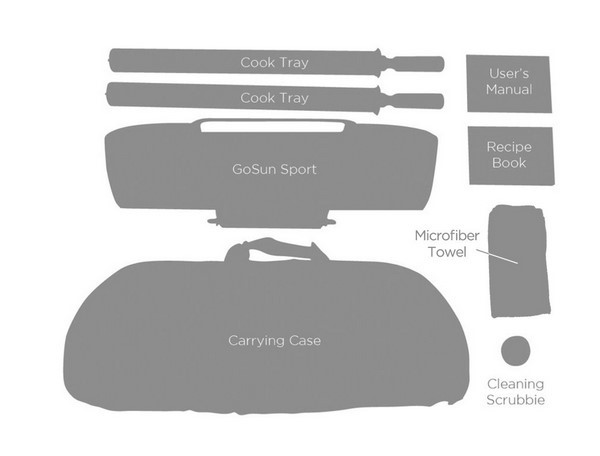 GoSun Sport Pro Pack d