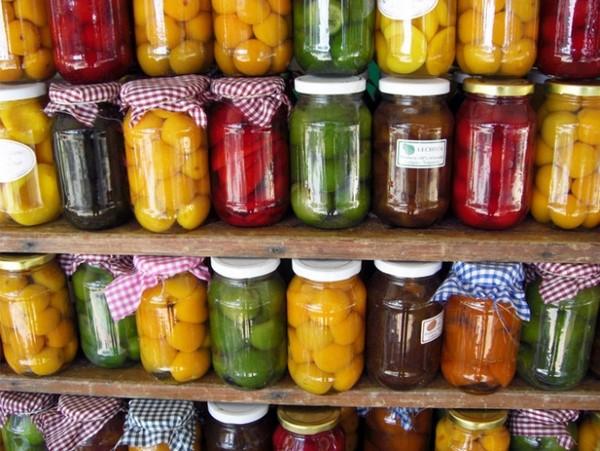 Las mejores recetas de encurtidos, conservas y almíbar d