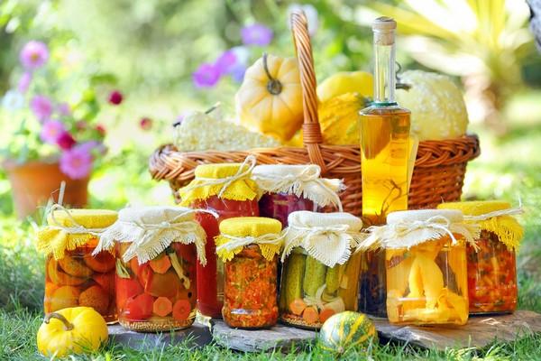 Las mejores recetas de encurtidos, conservas y almíbar