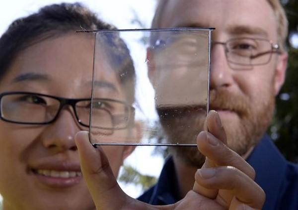 Las ventanas solares, una alternativa... transparente c