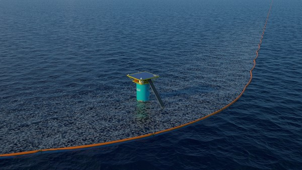 The Ocean Cleanup c