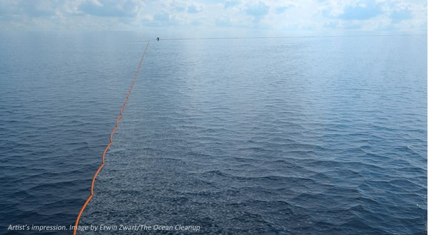 The Ocean Cleanup f