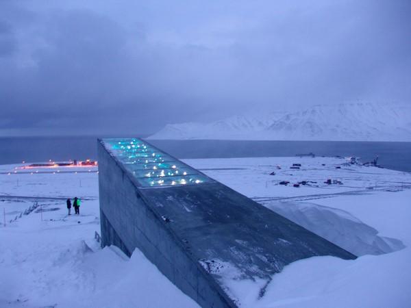 Svalbard Global Seed Vault c