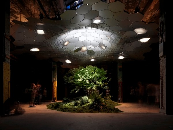The Lowline y su concepto de parques subterráneos i
