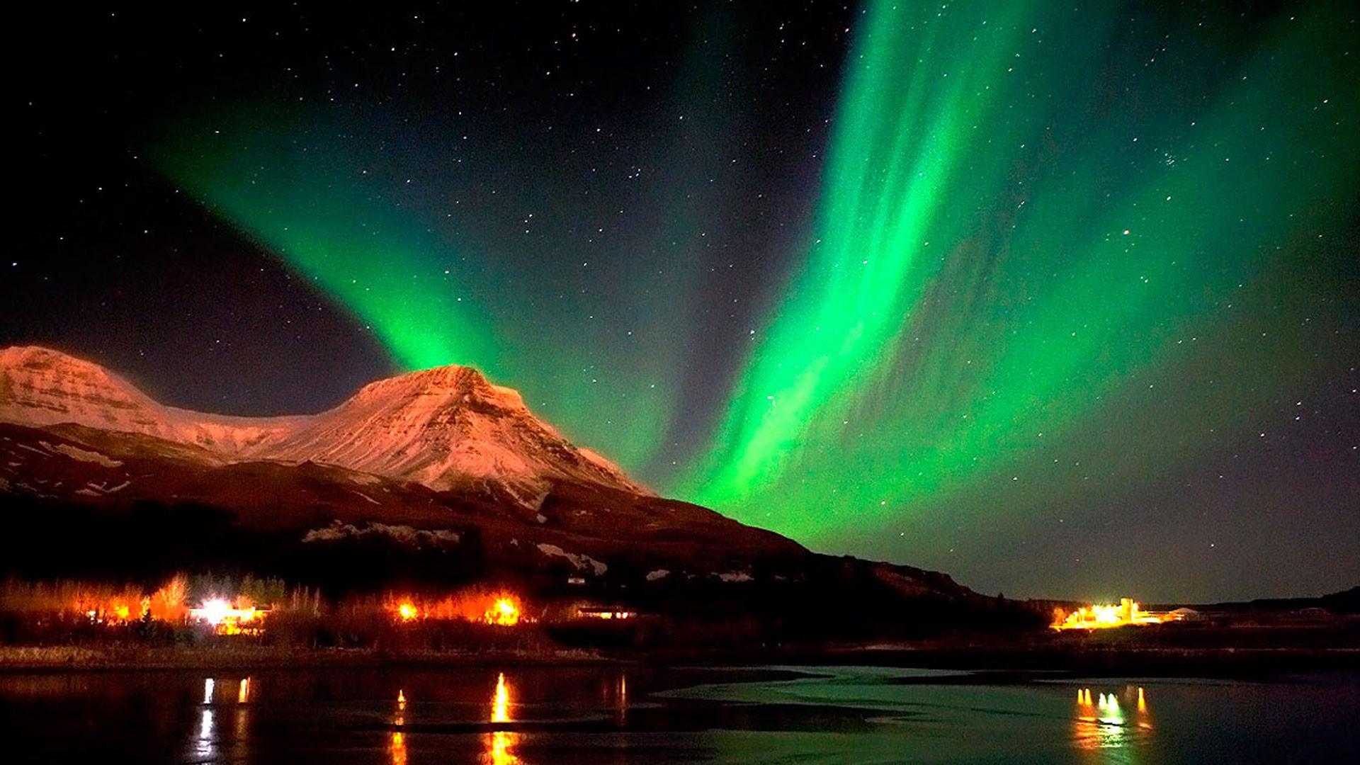 Fondo pantalla Aurora Boreal | lugares que visitar | Pinterest ...