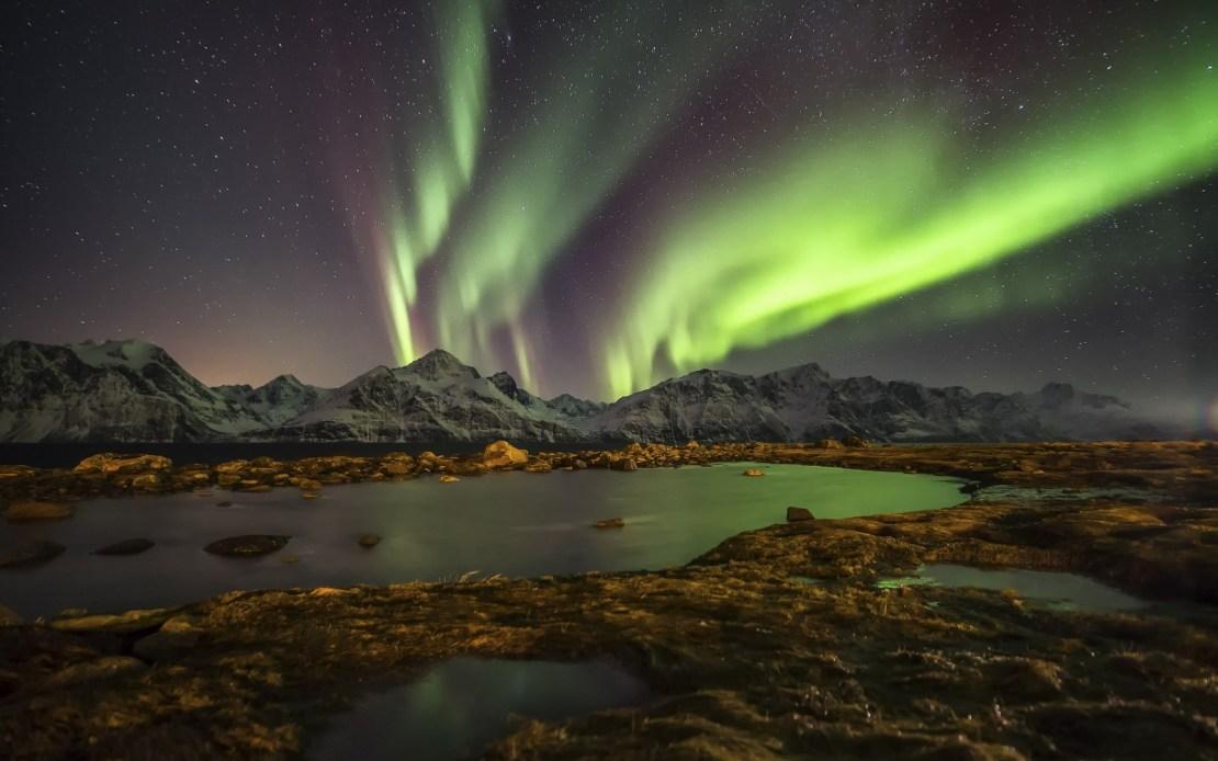 Aurora boreal av