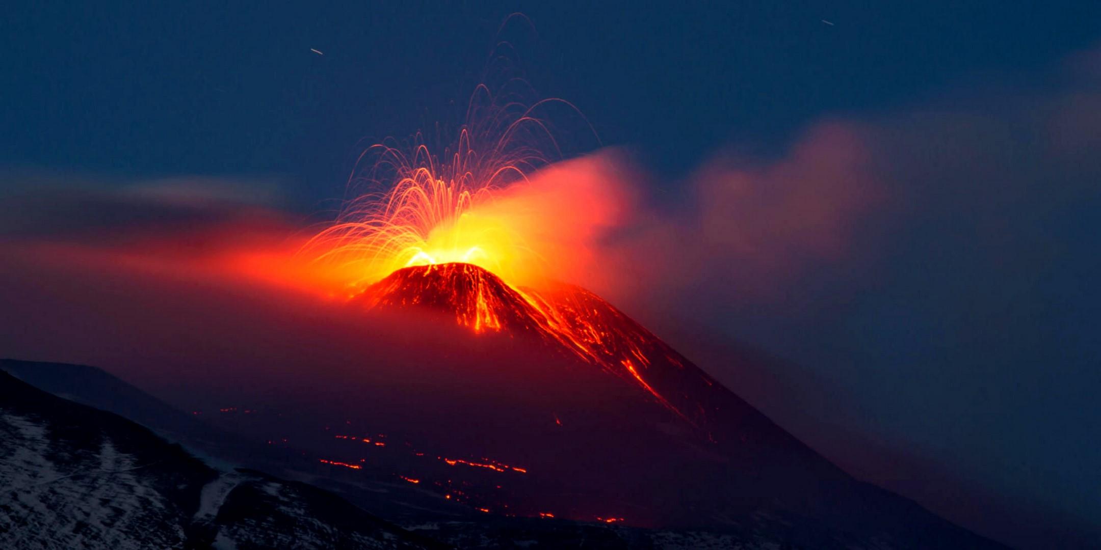 Fondos De Pantalla De Lava: Fondos De Pantalla De Volcanes