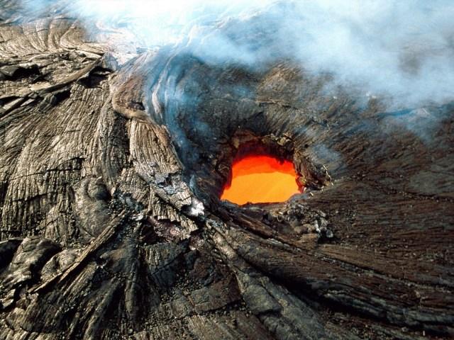 Volcanes al