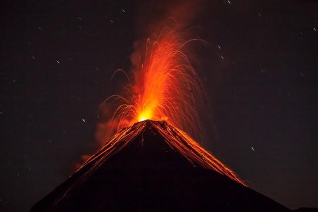 Volcanes an