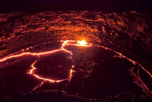 Volcanes ao