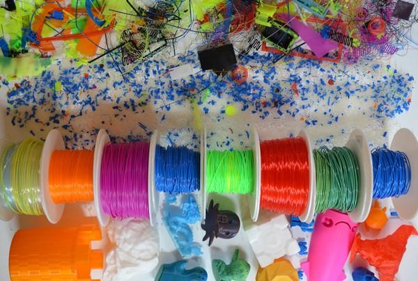 ProtoCycler recicla el plástico para utilizar en impresoras 3D i
