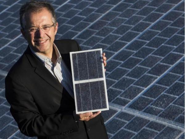 Wattway, una carretera solar para recargar vehículos eléctricos