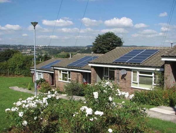 Esquema de una instalación fotovoltaica