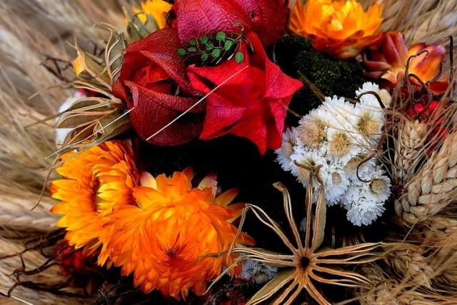 Consejos para conservar y cuidar las flores preservadas