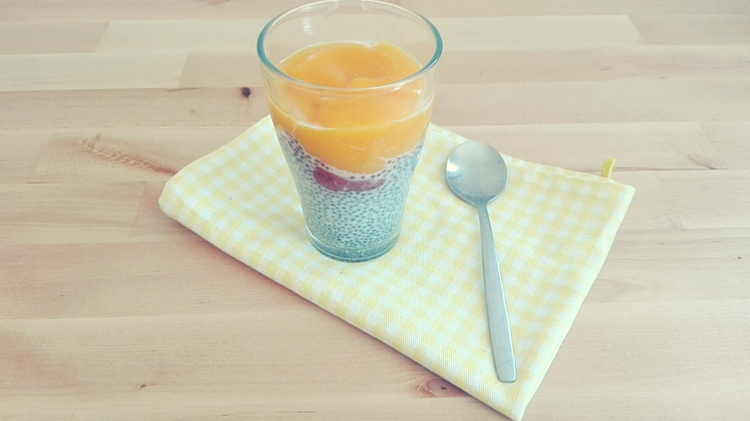 puding chia